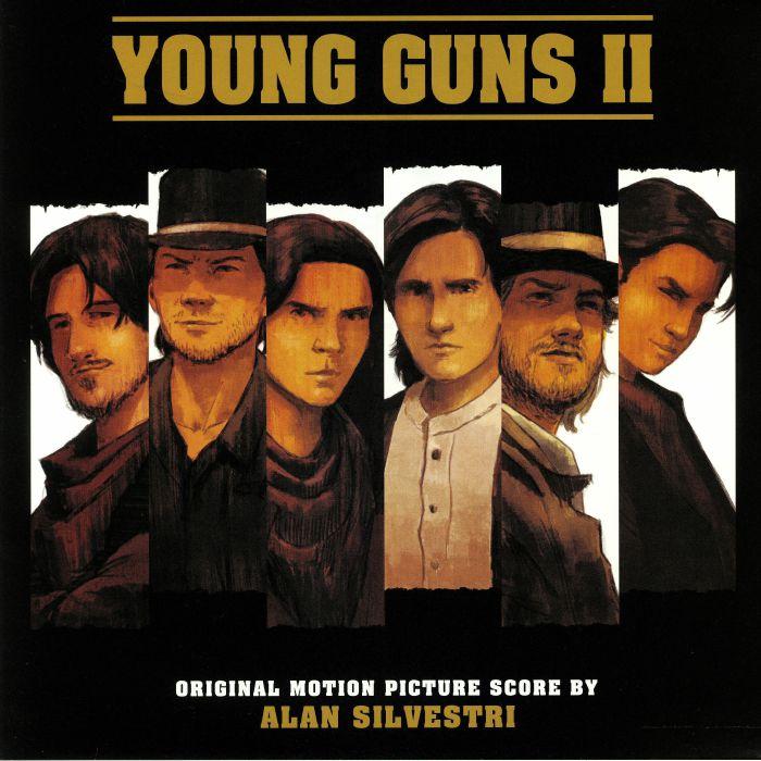 SILVESTRI, Alan - Young Guns II (Soundtrack)
