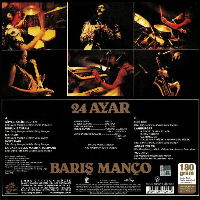 MANCO, Baris - 24 Ayar (remastered)