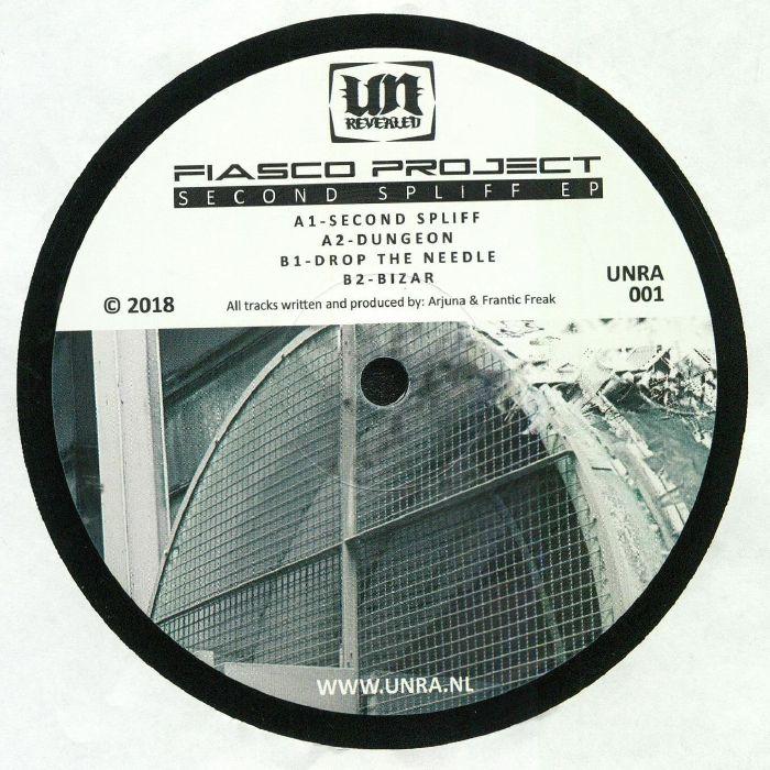 ARJUNA/FRANTIC FREAK - Fiasco Project/Second Spliff