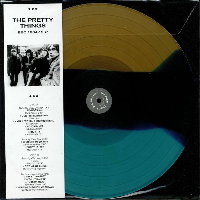 PRETTY THINGS - BBC 1964-1967 (mono)