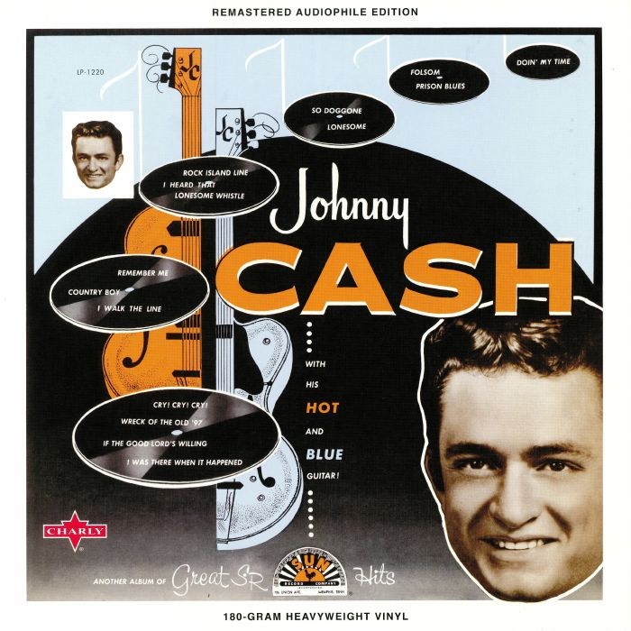 CASH, Johnny - With His Hot & Blue Guitar (remastered)