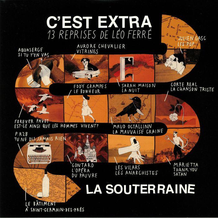 VARIOUS - La Souterraine Presents C'est Extra (The Music Of Leo Ferre)