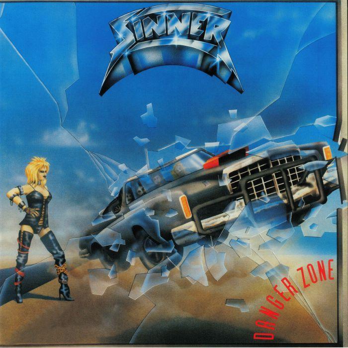 SINNER - Danger Zone (reissue)