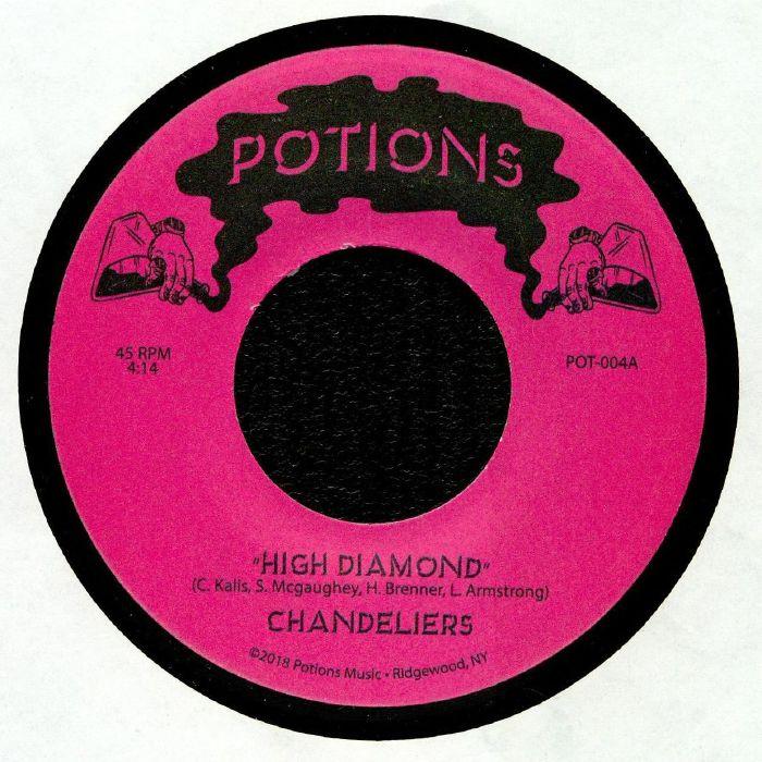 CHANDELIERS - High Diamond