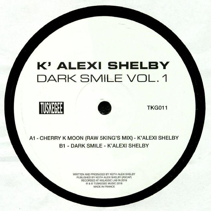 SHELBY, K Alexi/TONY LOVELESS - Dark Smiles Vol 1