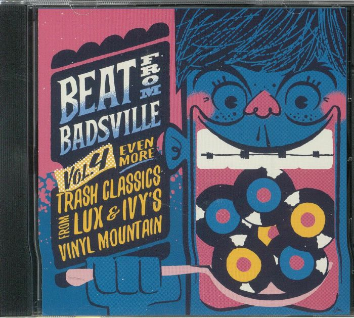 VARIOUS - Beat From Badsville Vol 4