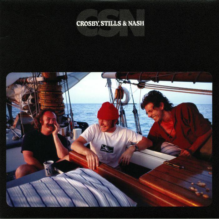 CROSBY STILLS & NASH - CSN (reissue)