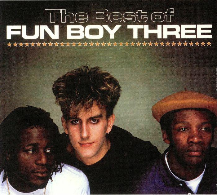FUN BOY THREE - The Best Of