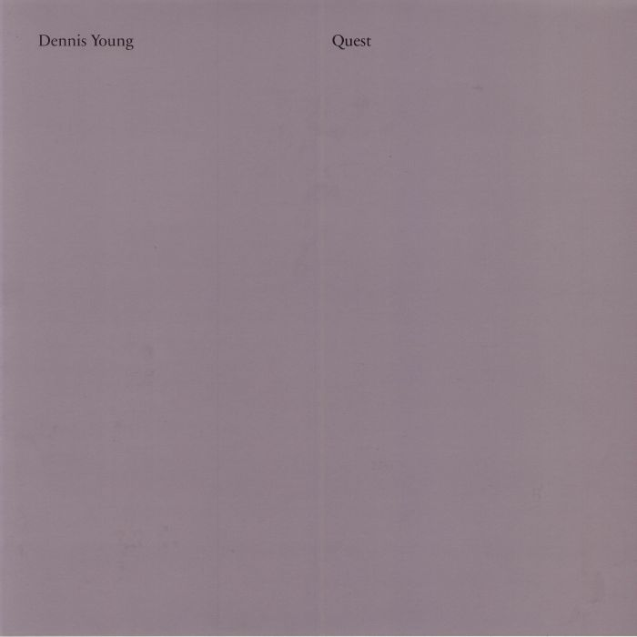 YOUNG, Dennis - Quest (reissue)