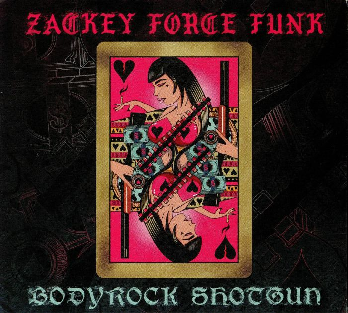 ZACKEY FORCE FUNK - Bodyrock Shotgun