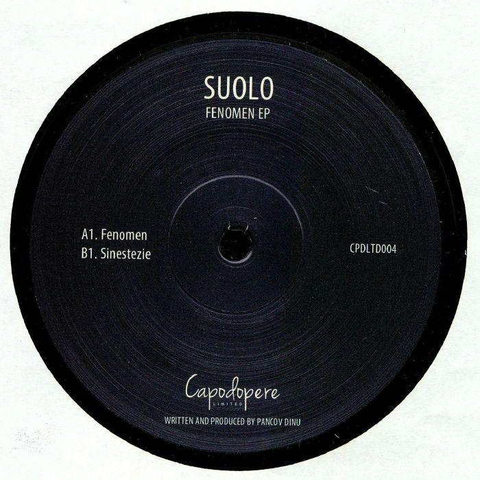 SUOLO - Fenomen EP