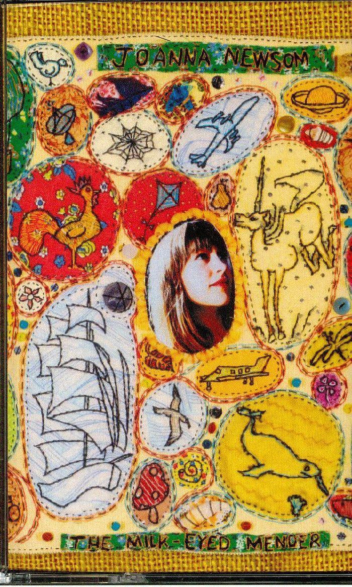 NEWSOM, Joanna - The Milk Eyed Mender (reissue)