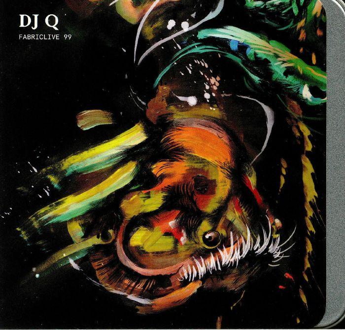 DJ Q/VARIOUS - Fabriclive 99