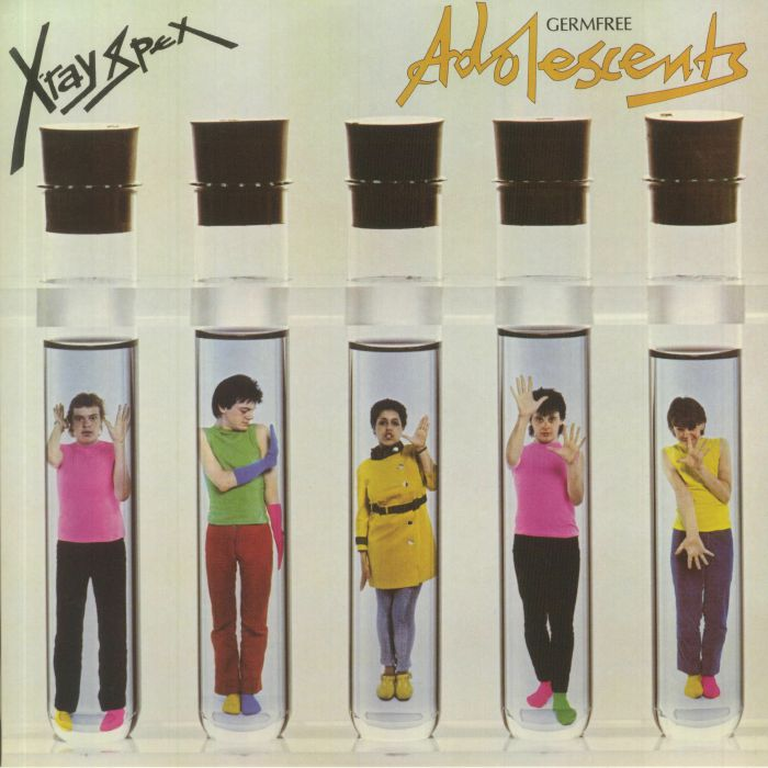 X RAY SPEX - Germfree Adolescents (reissue)