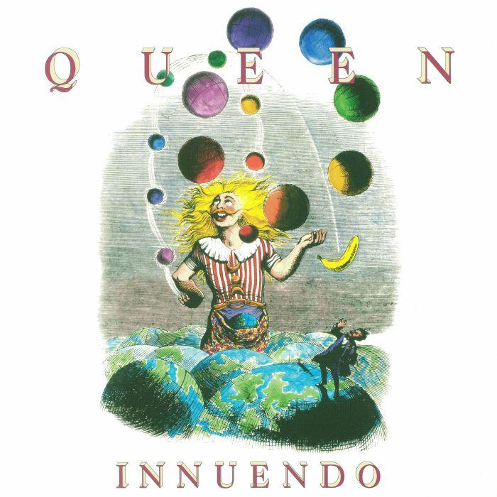 QUEEN - Innuendo (half-speed remastered)