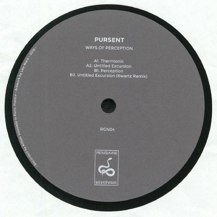 PURSENT - Ways Of Perception