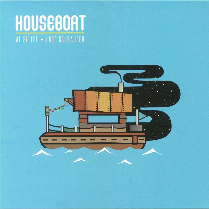 MF EISTEE/LOOP SCRAUBER - Houseboat