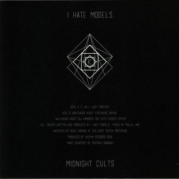 I HATE MODELS - Midnight Cults