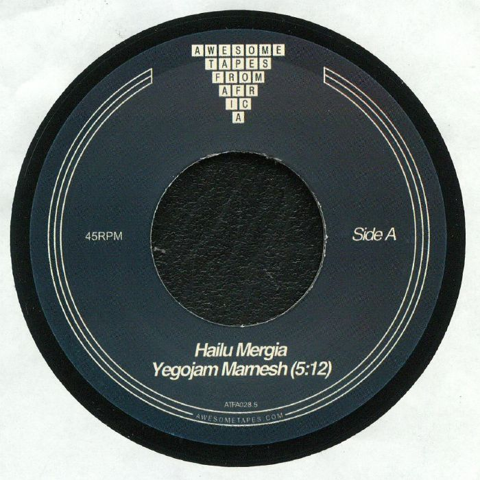MERGIA, Hailu - Yegojam Marnesh