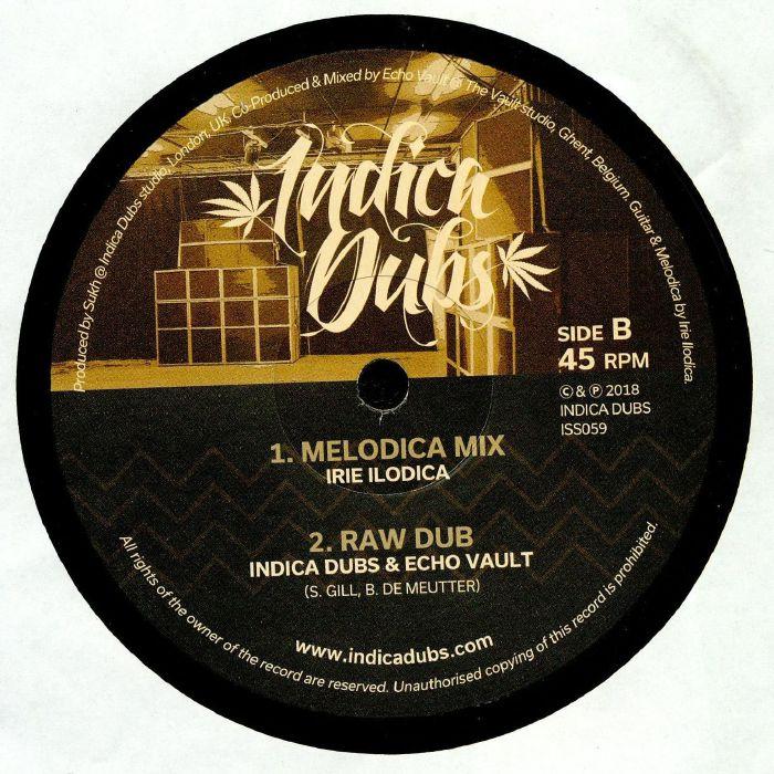 INDICA DUBS/ECHO VAULT/IRIE ILODICA - Good Over Evil