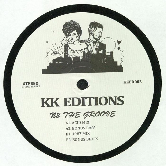 KK EDITIONS - N2 The Groove