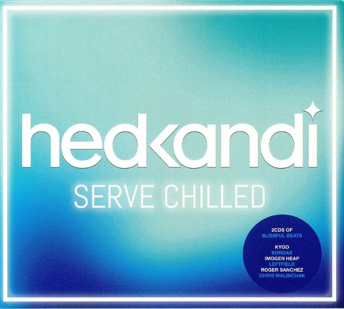 VARIOUS - Serve Chilled