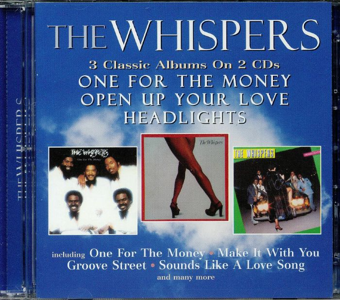 WHISPERS, The - One For The Money/Open Up Your Love/Headlights