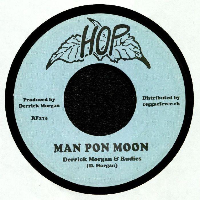 MORGAN, Derrick/RUDIES/THE CLAN - Man Pon Moon