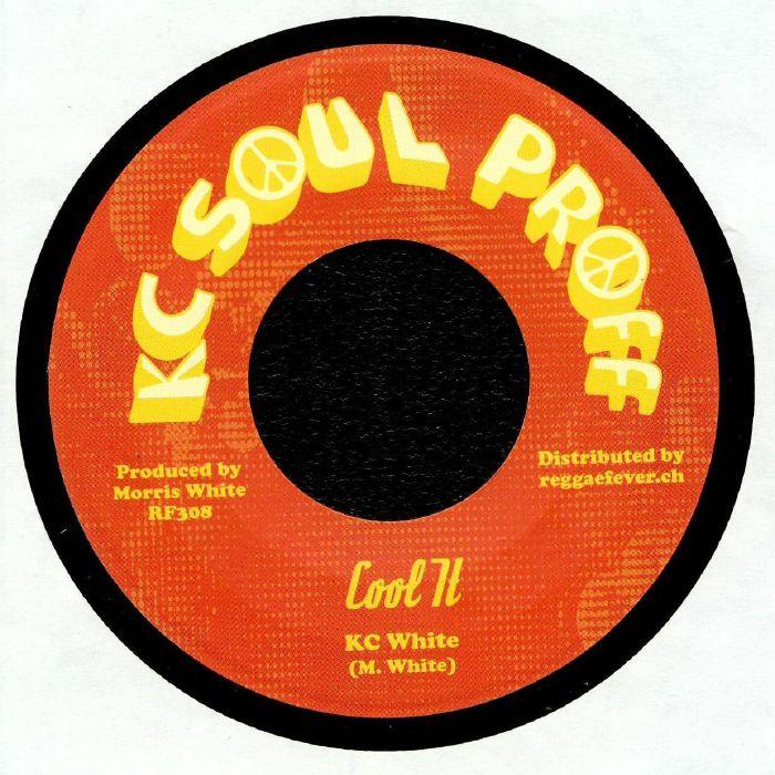 KC WHITE/MORRIS WHITE - Cool It