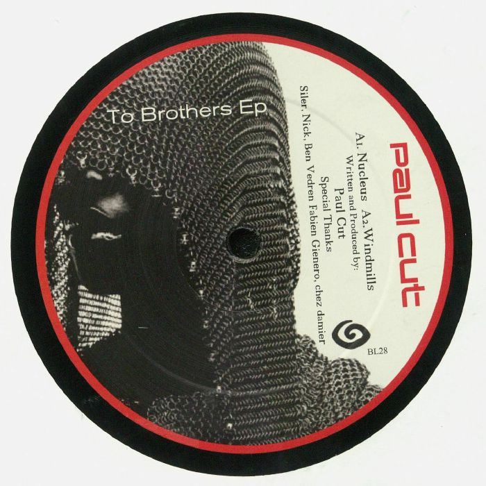 CUT, Paul - To Brothers EP