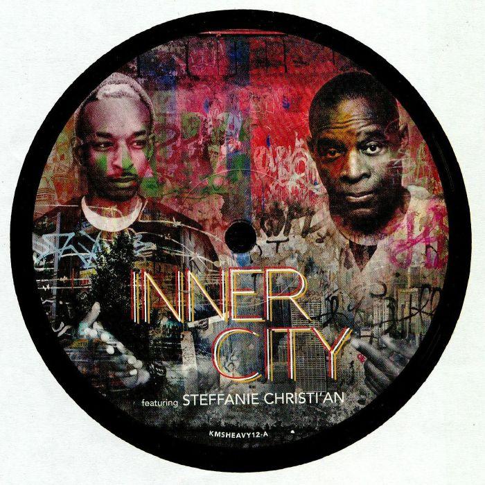 INNER CITY feat STEFFANIE CHRISTIAN - Heavy