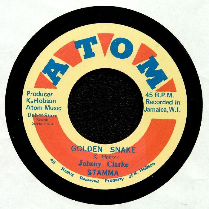 CLARKE, Johnny/STAMMA/LITTLE CLIVE - Golden Snake