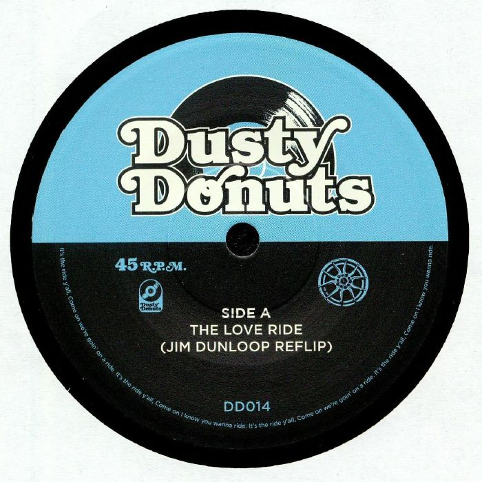DUSTY DONUTS - The Love Ride