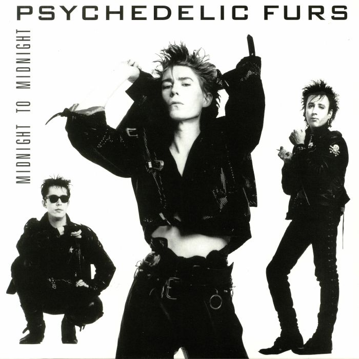 PSYCHEDELIC FURS, The - Midnight To Midnight (reissue)