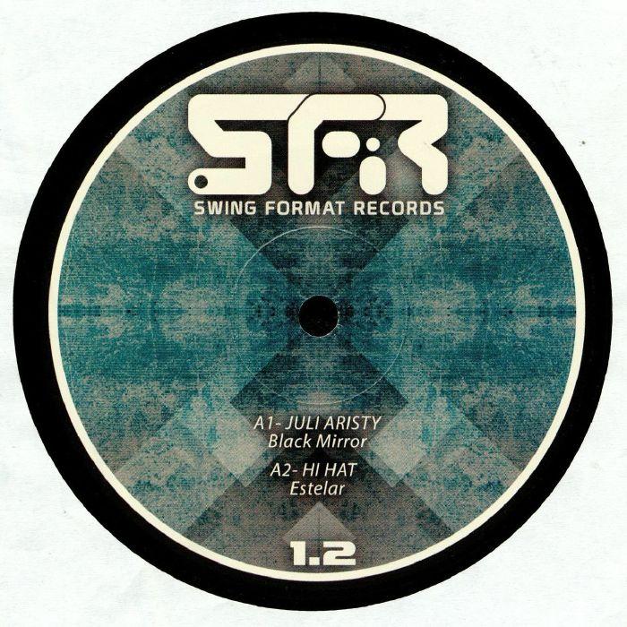 ARISTY, Juli/HI HAT/HIDRO - Swing Format Records 1.2