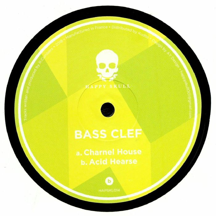 BASS CLEF - Charnel House