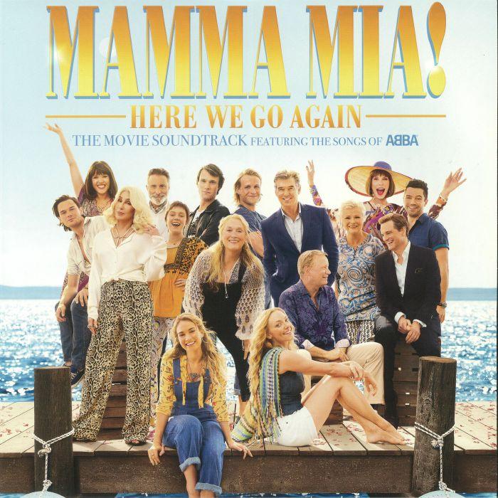VARIOUS - Mamma Mia! Here We Go Again (Soundtrack)