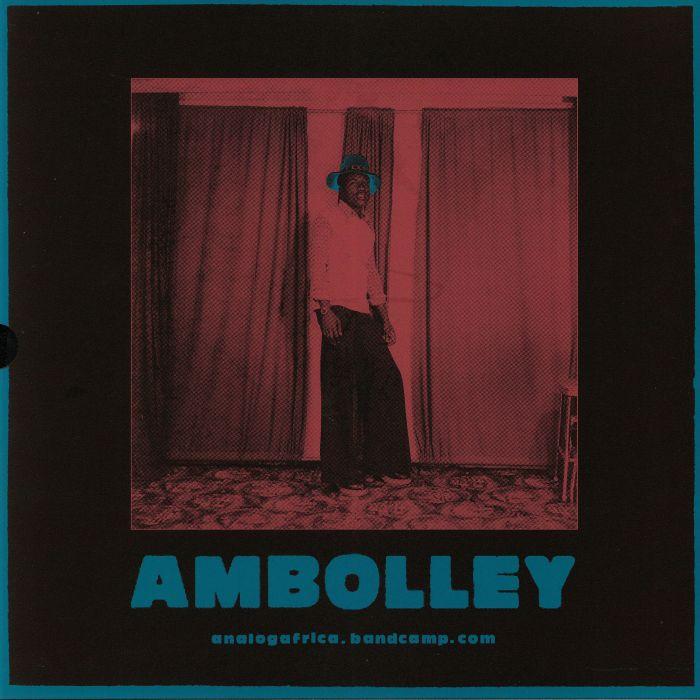 AMBOLLEY, Gyedu Blay - The Message