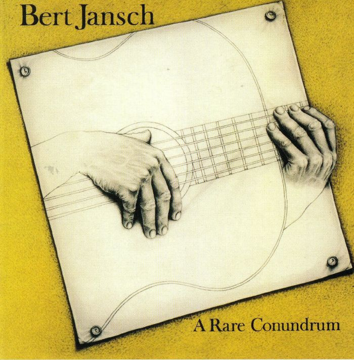 JANSCH, Bert - A Rare Conundrum (remastered)