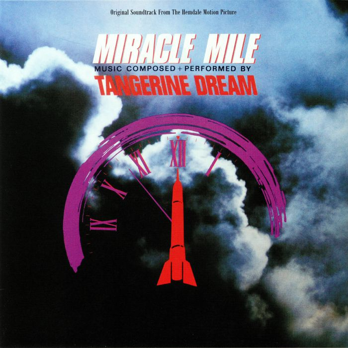 TANGERINE DREAM - Miracle Mile (Soundtrack)