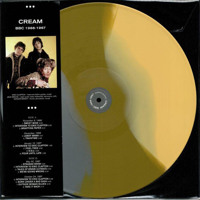 CREAM - BBC 1966-1967 (mono)