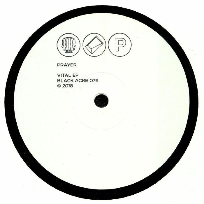 PRAYER - Vital EP