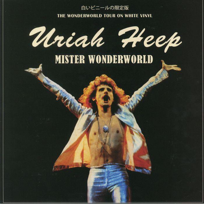 Uriah Heep Mister Wonderworld Vinyl At Juno Records