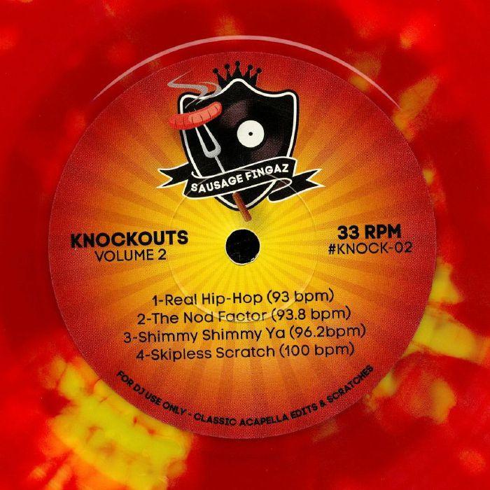 DJ SAUSAGE FINGAZ Knockouts Volume 2 vinyl at Juno Records