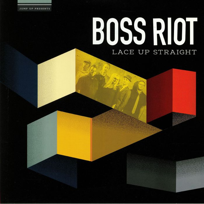 BOSS RIOT - Lace Up Straight