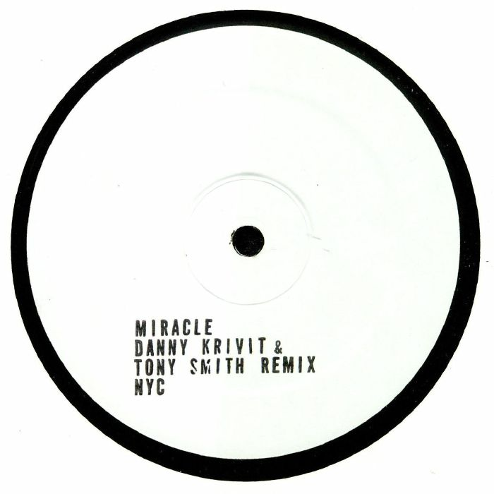 KRIVIT, Danny/TONY SMITH - Miracle