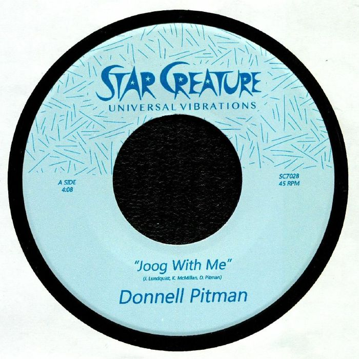 PITMAN, Donnell - Joog With Me