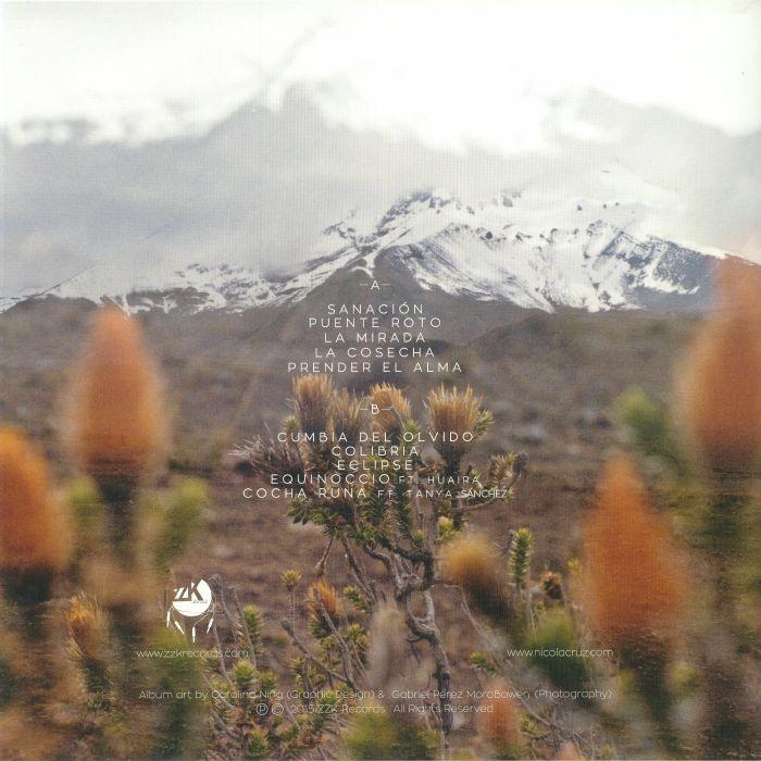 CRUZ, Nicola - Prender El Alma (reissue)