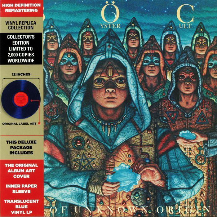 BLUE OYSTER CULT - Fire Of Unknown Origin (reissue)