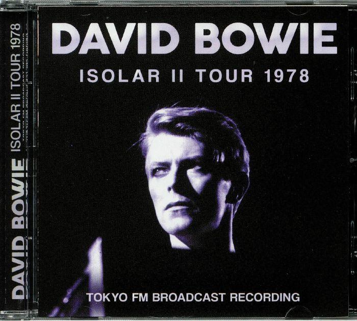 BOWIE, David - Isolar II Tour 1978